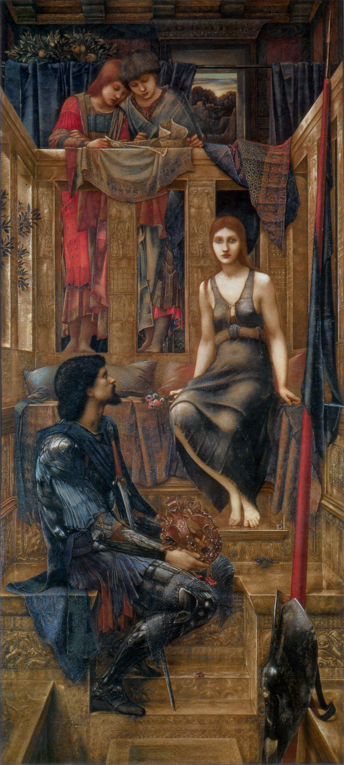 Burne-jones_cophetua
