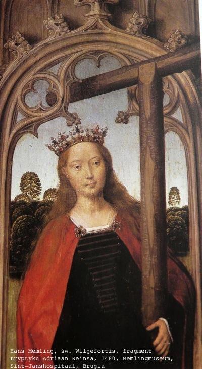 +++1480, Memlinc, paneelschilderingBelgiÎ, Brugge, MemlincmuseumWilgefortis
